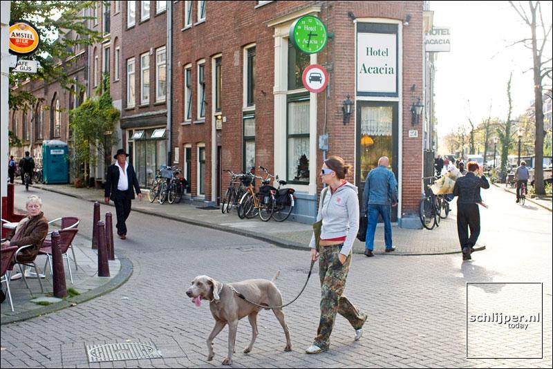 Nederland, Amsterdam, 13 oktober 2007