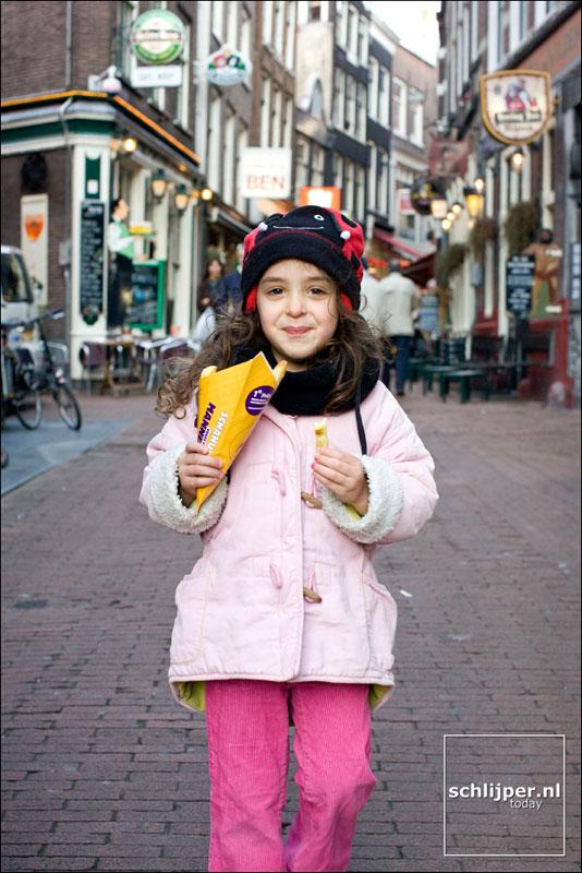 Nederland, Amsterdam, 23 oktober 2007