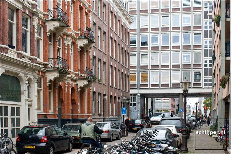 Nederland, Amsterdam, 1 november 2007