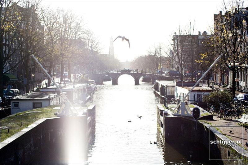 Nederland, Amsterdam, 9 november 2007