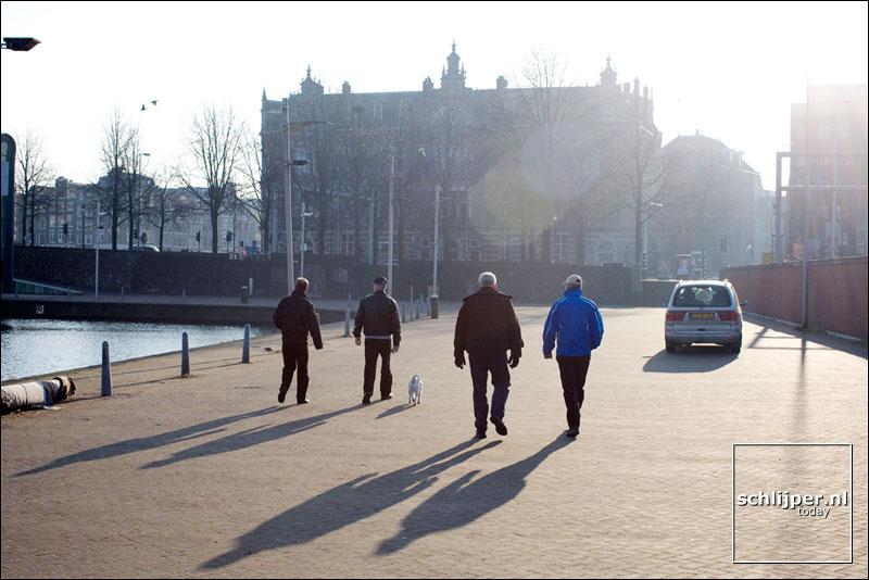 Nederland, Amsterdam, 18 november 2007