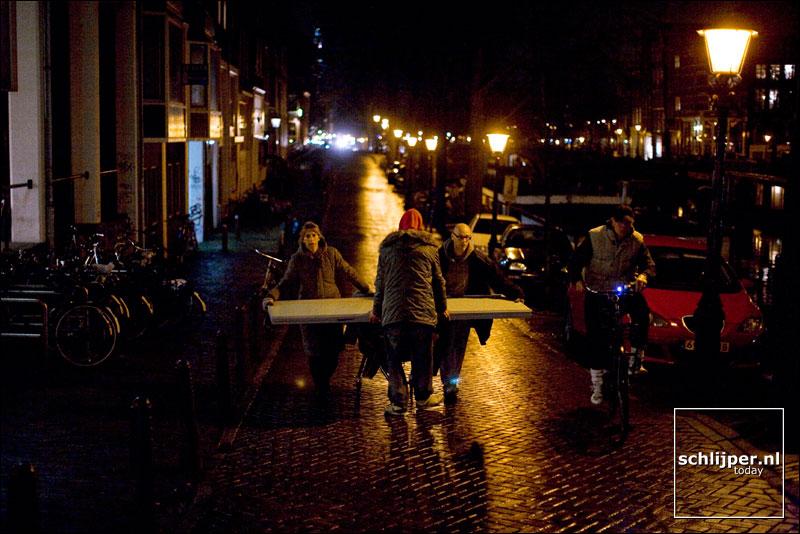 Nederland, Amsterdam, 26 november 2007