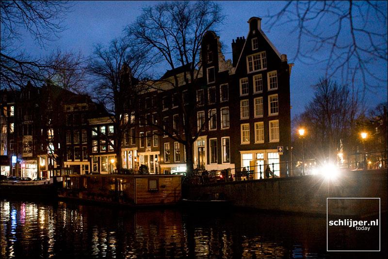 Nederland, Amsterdam, 27 november 2007