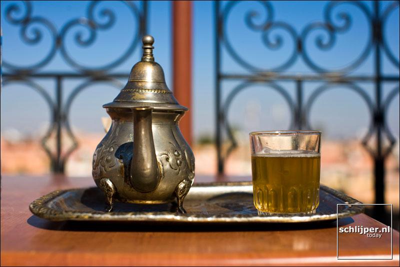 Marokko, Marrakech, 3 december 2007