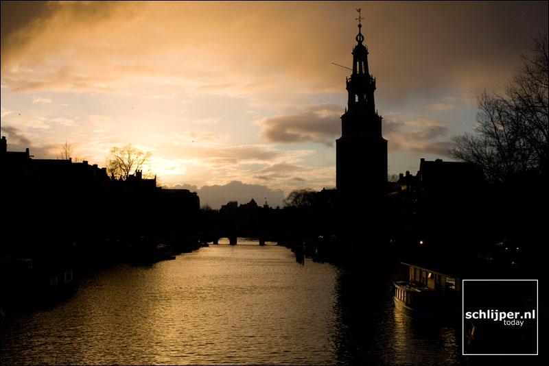 Nederland, Amsterdam, 10 december 2007