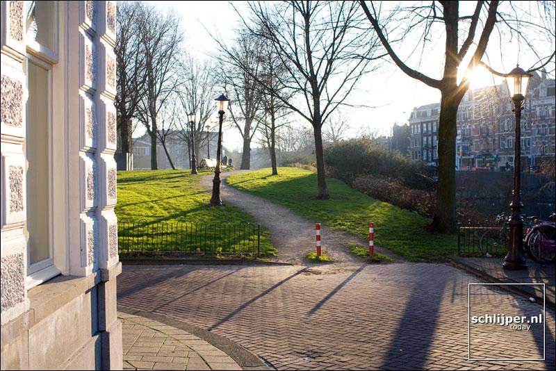 Nederland, Amsterdam, 16 december 2007