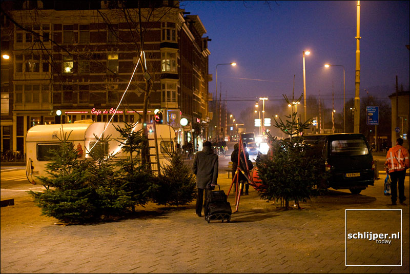 Nederland, Amsterdam, 18 december 2007