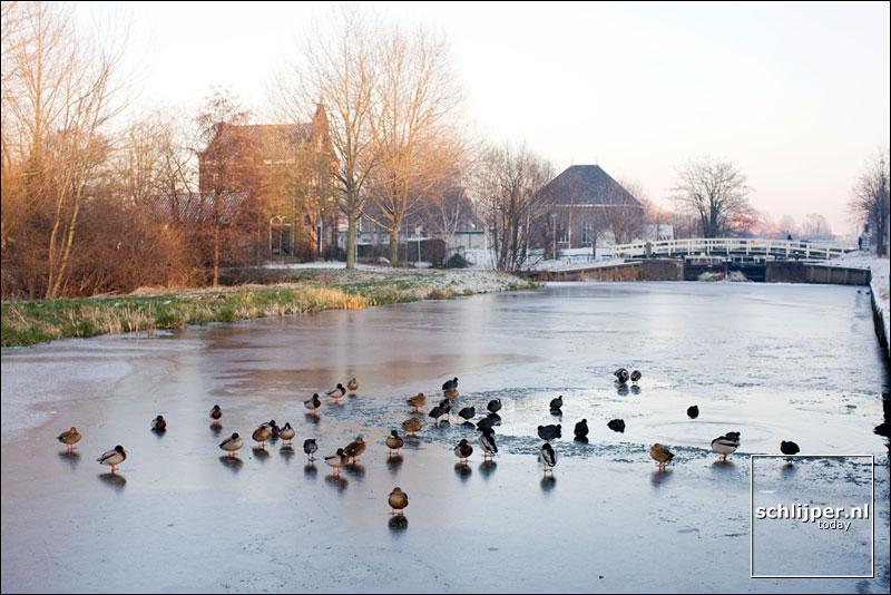 Nederland, Amsterdam, 22 december 2007