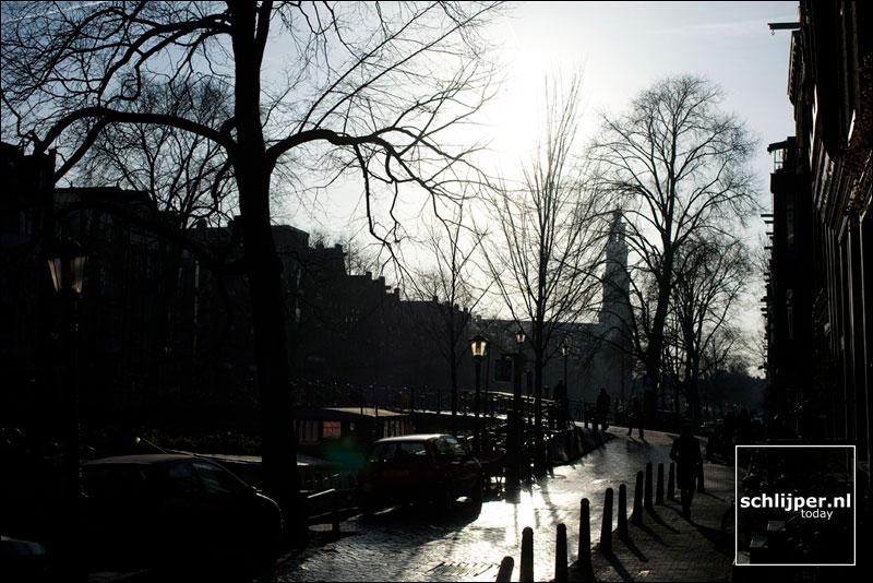 Nederland, Amsterdam, 23 december 2007