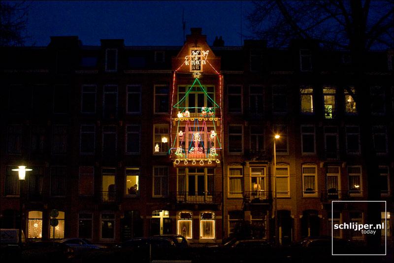 Nederland, Amsterdam, 24 december 2007