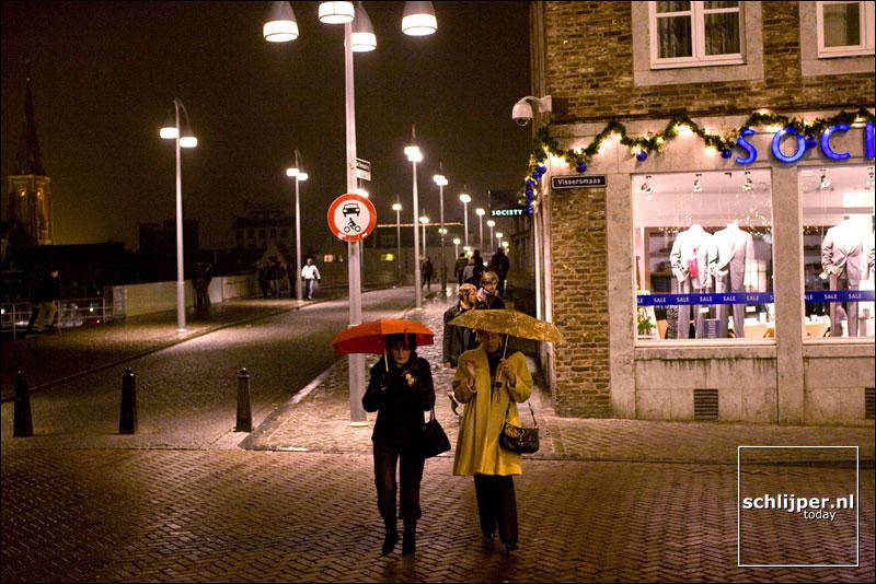 Nederland, Maastricht, 26 december 2007