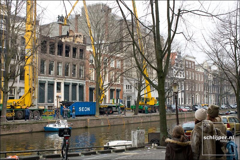Nederland, Amsterdam, 4 januari 2008
