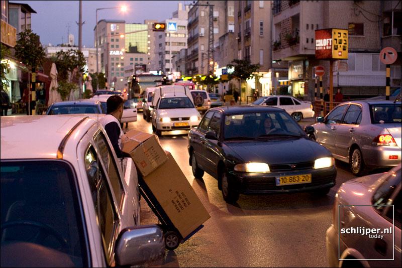 Israel, Rishon LeZiyyon, 14 januari 2008