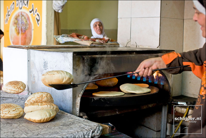 Israel, Haifa, 18 januari 2008