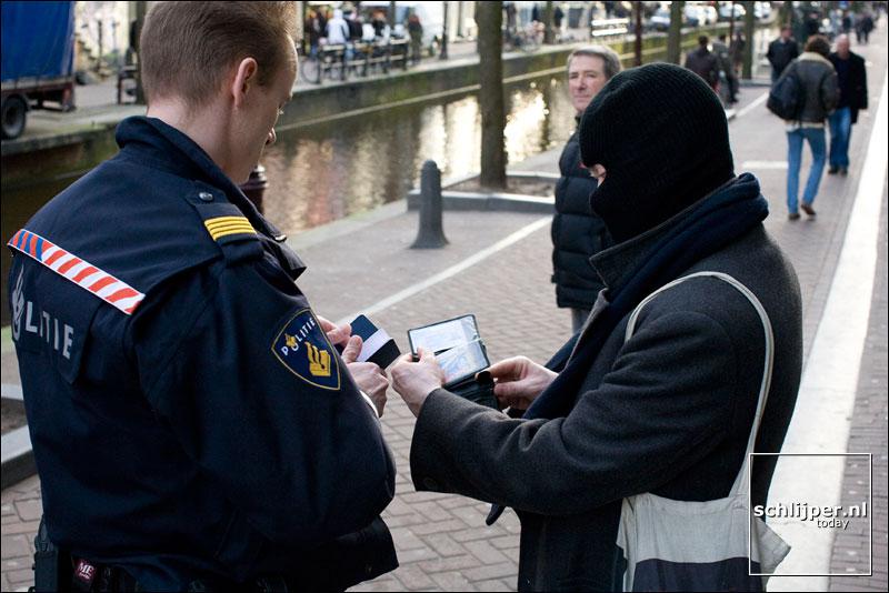 Nederland, Amsterdam 4 februari 2008