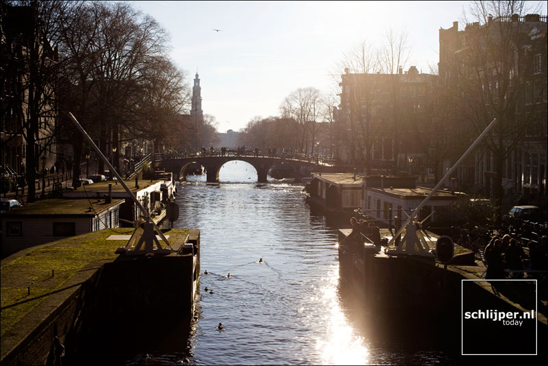 Nederland, Amsterdam 10 februari 2008