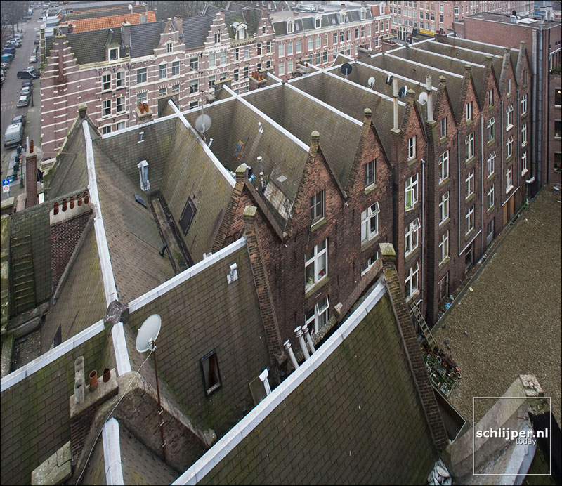 Nederland, Amsterdam, 13 februari 2008
