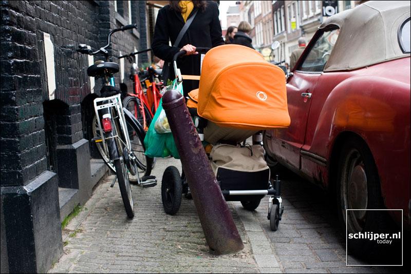 Nederland, Amsterdam, 23 februari 2008