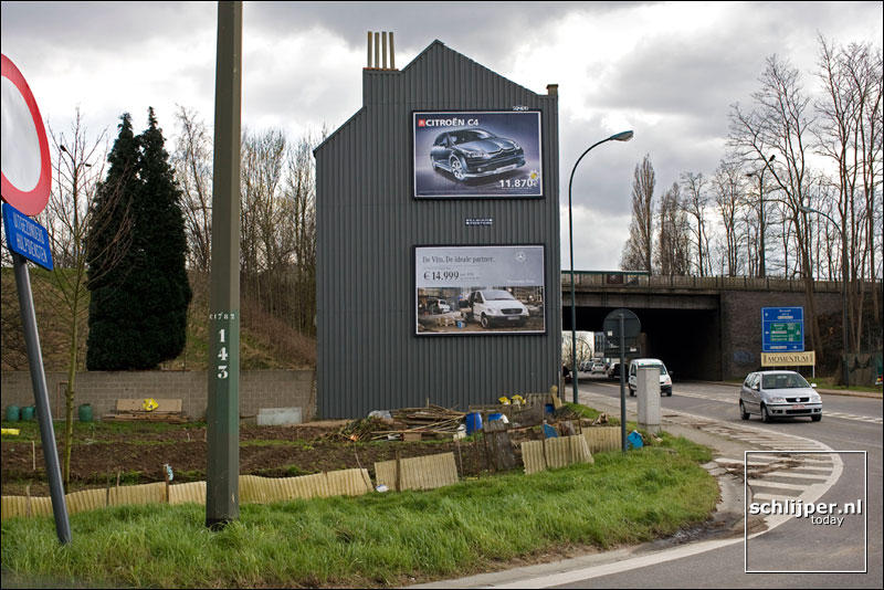 Belgie, Wemmel, 5 maart 2008