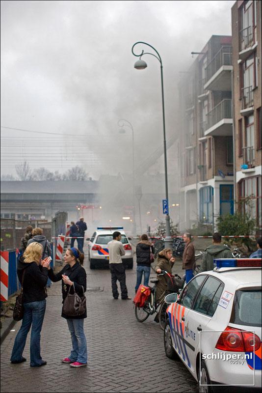 Nederland, Amsterdam, 9 maart 2008