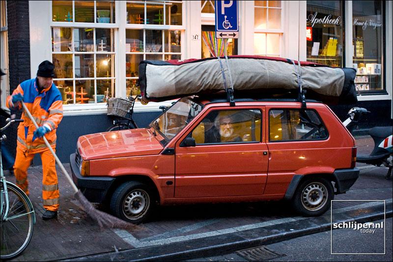 Nederland, Amsterdam, 27 maart 2008