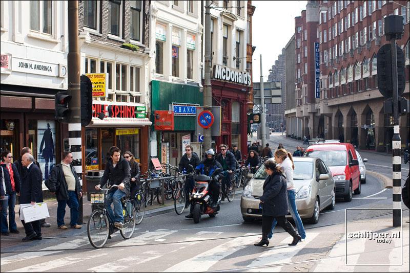 Nederland, Amsterdam, 10 april 2008