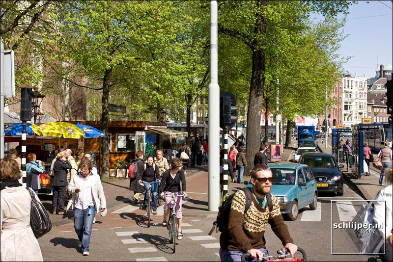 Nederland, Amsterdam, 2 mei 2008