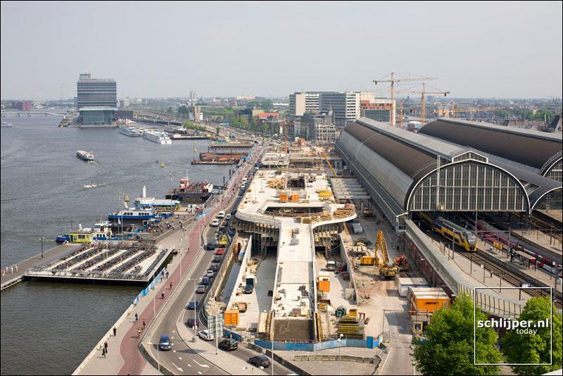 Nederland, Amsterdam, 14 mei 2008