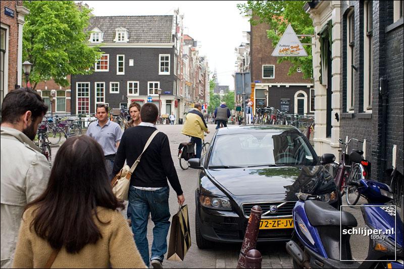 Nederland, Amsterdam, 22 mei 2008