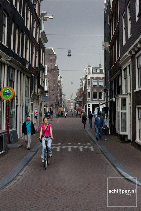Nederland, Amsterdam, 3 juni 2008