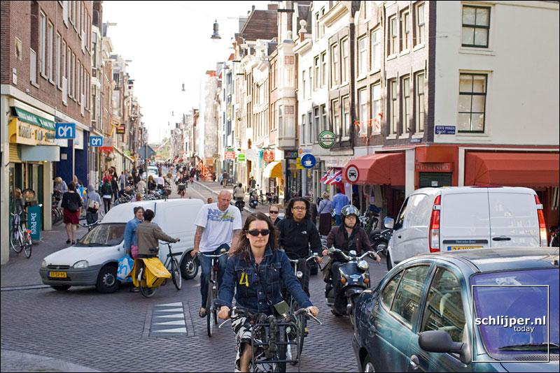 Nederland, Amsterdam, 11 juni 2008