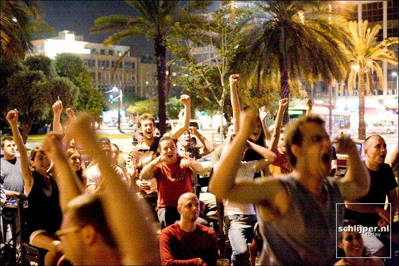 Israel, Tel Aviv, 21 juni 2008