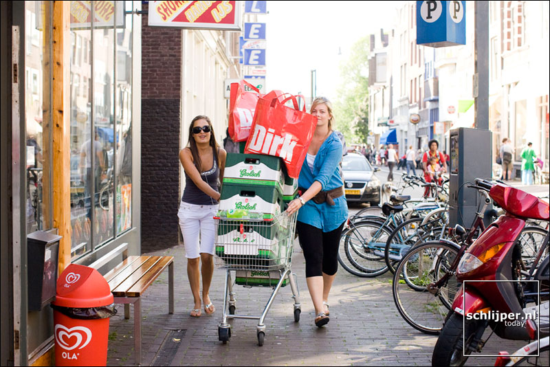 Nederland, Amsterdam, 1 juli 2008