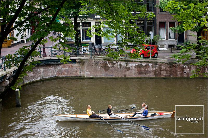 Nederland, Amsterdam, 10 juli 2008