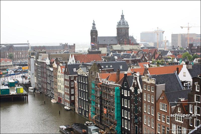 Nederland, Amsterdam, 21 juli 2008