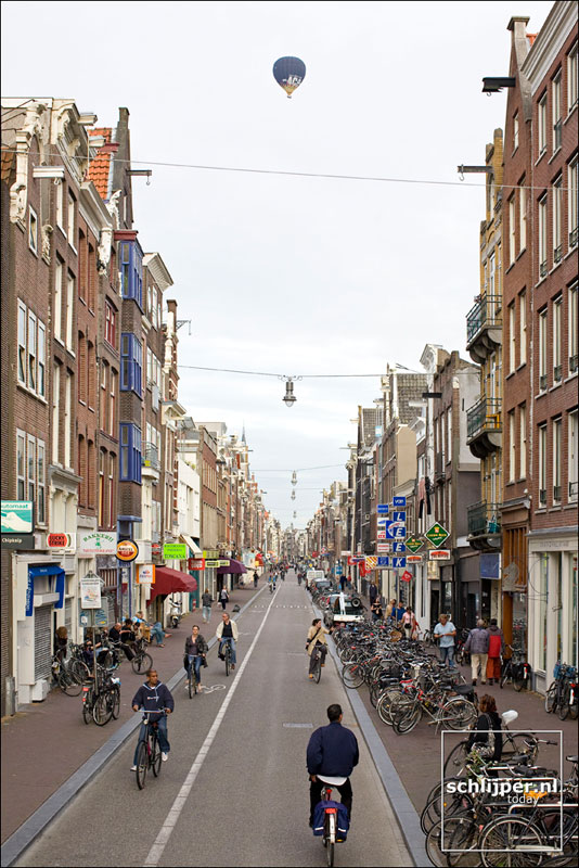 Nederland, Amsterdam, 22 juli 2008