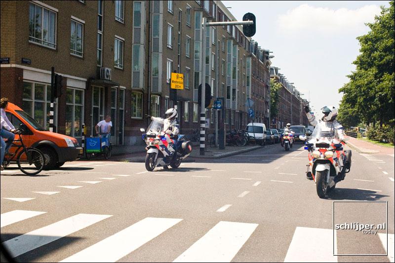 Nederland, Amsterdam, 24 juli 2008