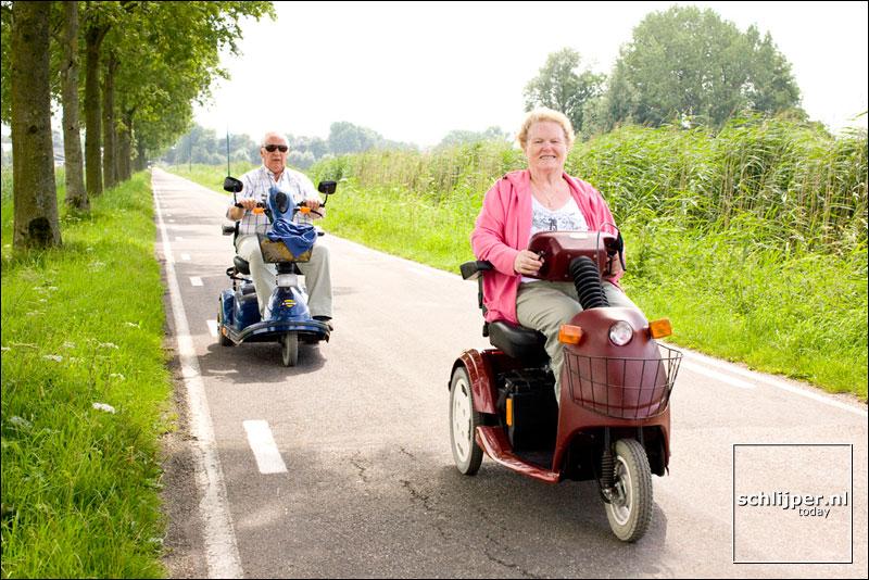 Nederland, Montfoort, 1 juli 2008
