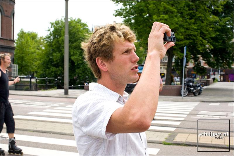 Nederland, Amsterdam, 5 augustus 2008