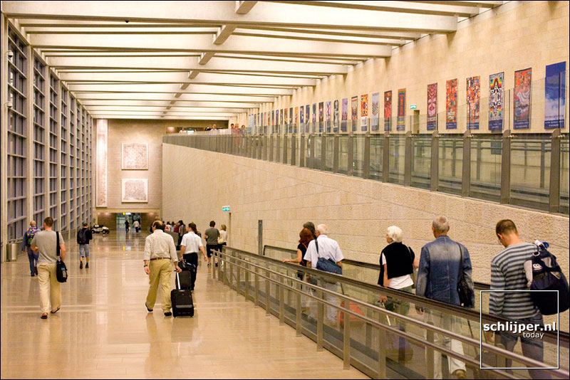 Israel, Ben Gurion, 10 augustus 2008