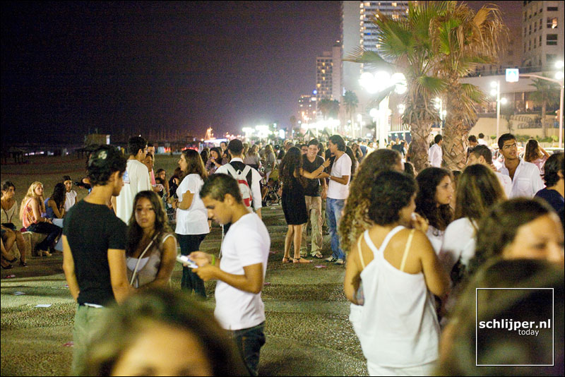 Israel, Tel Aviv, 12 augustus 2008