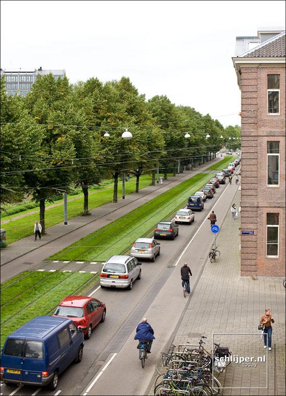 Nederland, Amsterdam, 22 augustus 2008