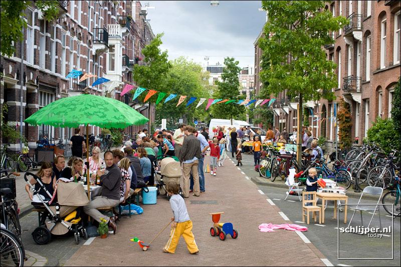 Nederland, Amsterdam, 23 augustus 2008