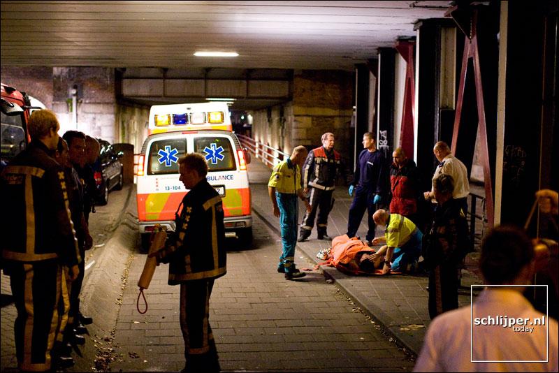 Nederland, Amsterdam, 24 augustus 2008