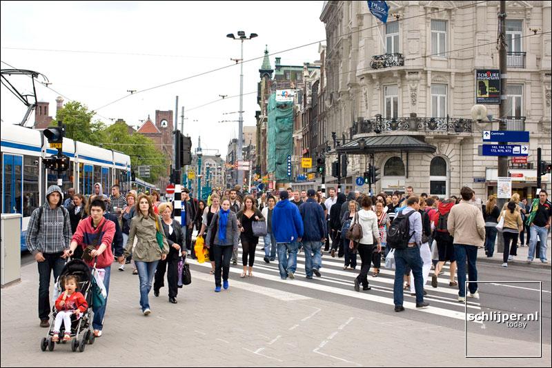 Nederland, Amsterdam, 25 augustus 2008