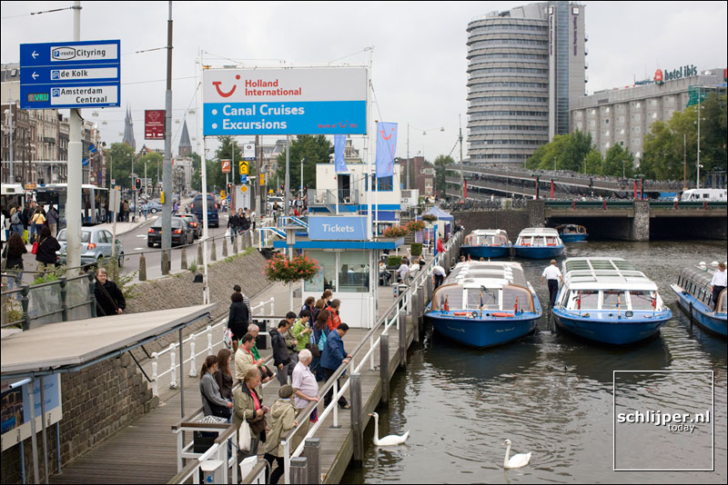 Nederland, Amsterdam, 27 augustus 2008