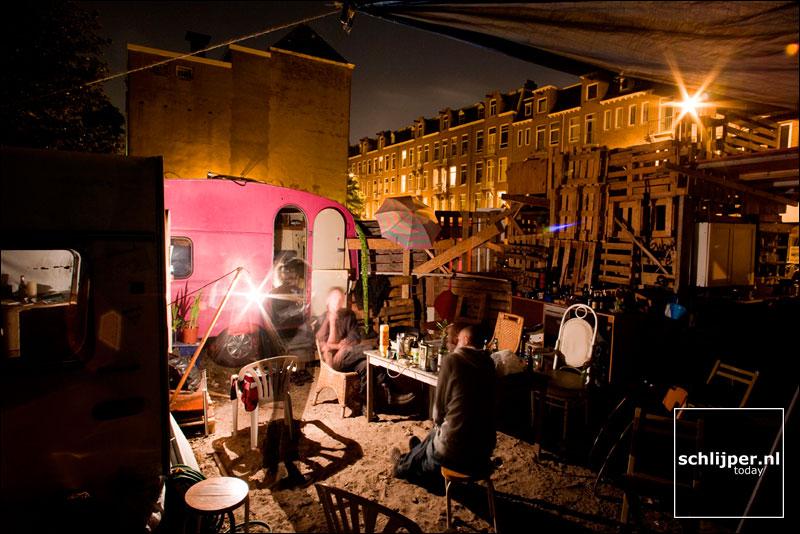 Nederland, Amsterdam, 29 augustus 2008