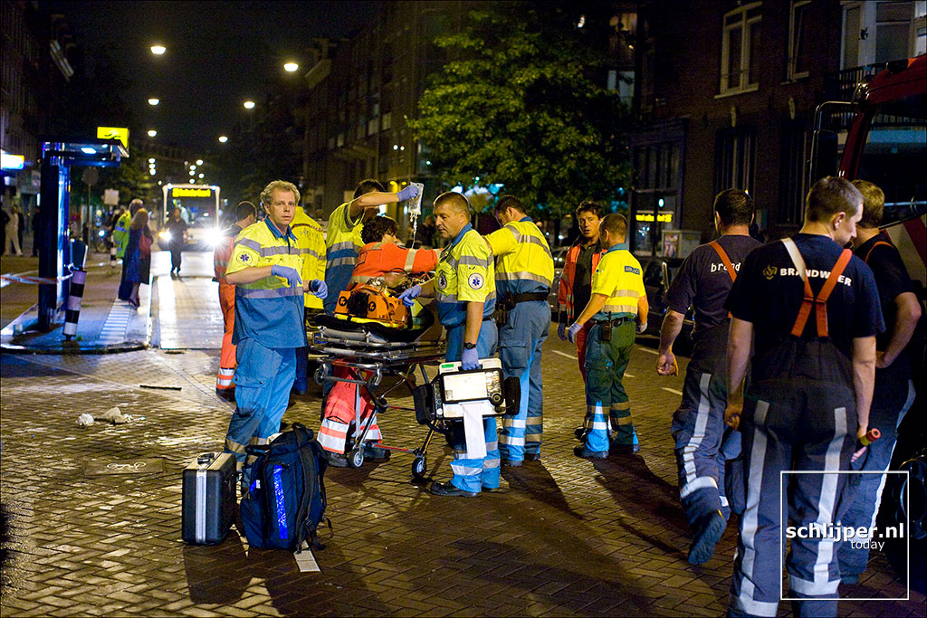 Nederland, Amsterdam, 12 september 2008