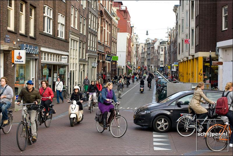 Nederland, Amsterdam, 15 september 2008