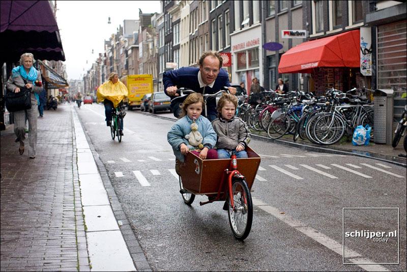 Nederland, Amsterdam, 23 september 2008